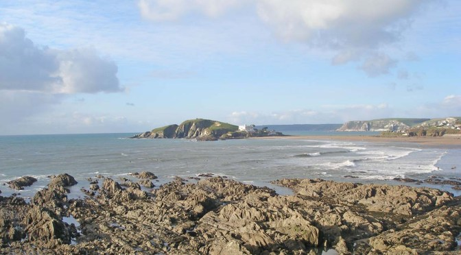 A Christmas Coast Path Walk