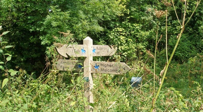 The Dorsetshire Gap – a special place