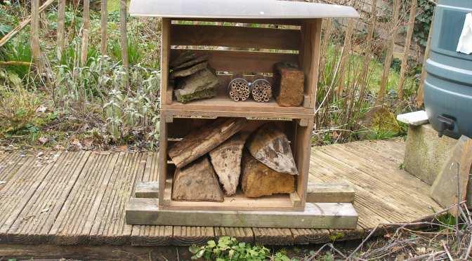 An experimental Bee House