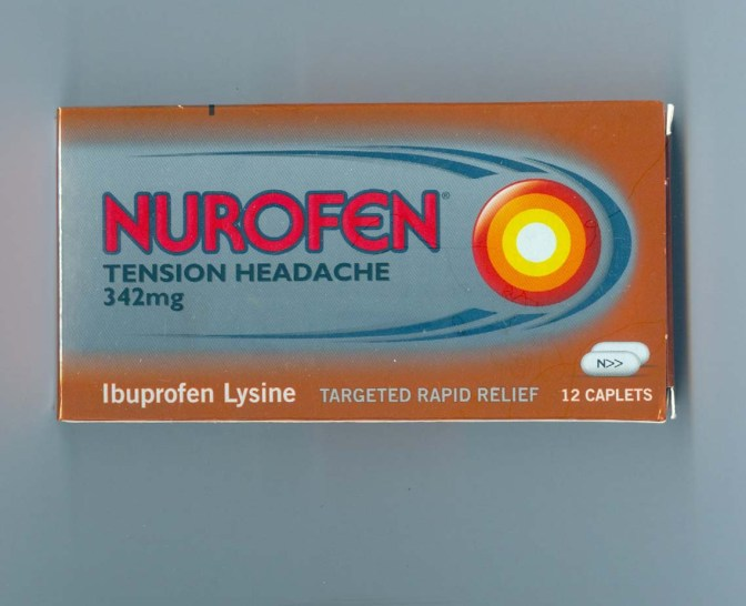 Nurofen – a popular pain killer, a case of misleading marketing and the power of suggestion