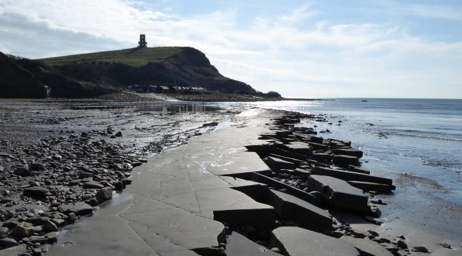 The oil well and the beach – a clash of the human and the natural at Kimmeridge Bay