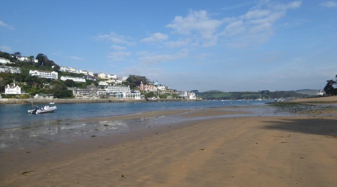 An autumn sunshine walk in South Devon – Salcombe to Gara Rock