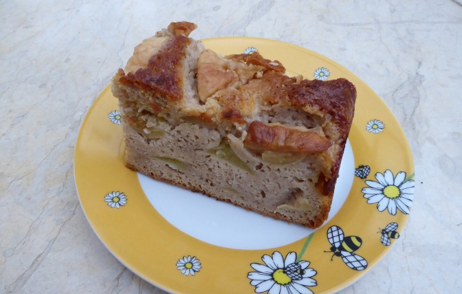 The Great Dorset Apple Cake Bake Off