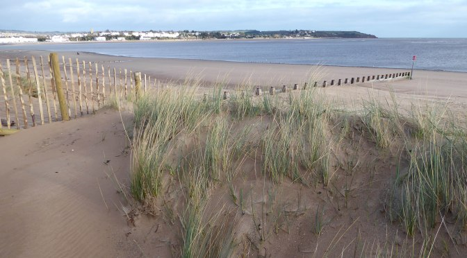 The elemental and the mysterious at Dawlish Warren