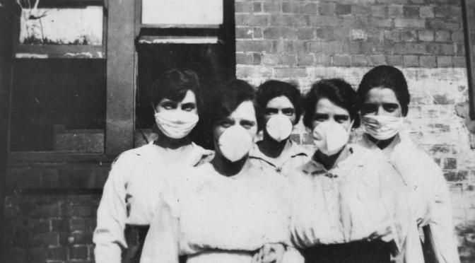 The 1918 influenza pandemic – the greatest global killer since the Black Death