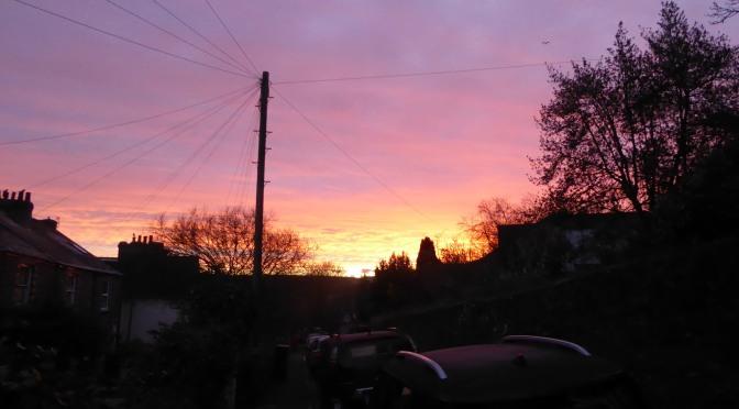 A Christmas Sunrise Surprise